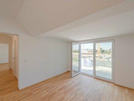 ++NEU++ Ideal für Anleger: Toller 2-Zimmer DG-ERSTBEZUG mit zwei Terrassen in TOP-Lage!