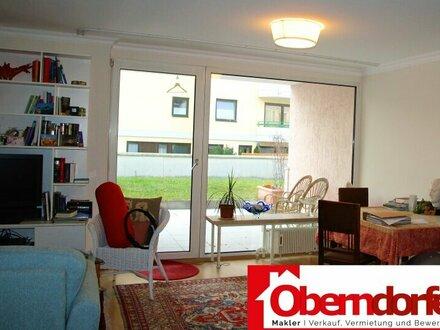 GREEN ROOF- 3-Zimmer-Wohnung mit Terrasse | LEHEN