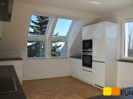 Erstbezug: Exklusive 4-Zimmer-Wohnung mit zwei Balkonen in absoluter Grünruhelage
