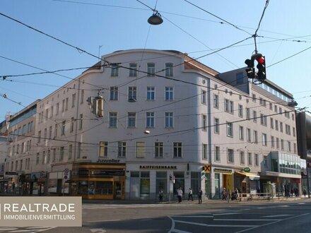 """Büro- oder Ordinationsfläche am """"Floridsdorfer Spitz"""" mit perfekter Anbindung zu vermieten!"""