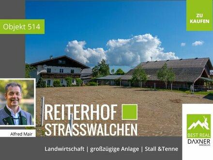 Toller Pferde- Reiterhof im Voralpenland
