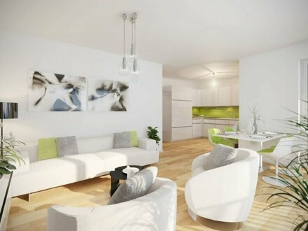 Erstbezug 2-Zimmer Wohnung mit Terrasse in Bad Griesbach