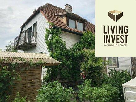 Abrissobjekt auf wunderschönem Grundstück zu verkaufen, Komplettrenovierung möglich!