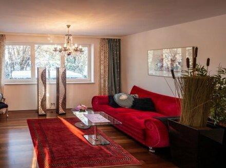 TOPLAGE - Exclusive 2 bis 3-Zimmer-Gartenwohnung mit großer Terrasse und PKW-Abstellplatz in Aigen zu verkaufen