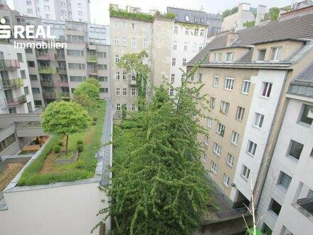 Helle 3-Zimmer Wohnung mit Loggia in den Innenhof