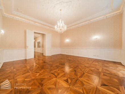 Luxuriöse 4-Zimmer Wohnung im Herzen der Innenstadt