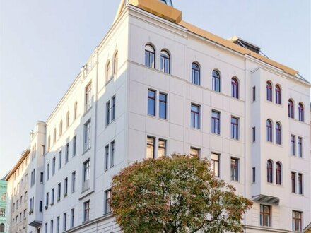 EUM - ERSTBEZUG mit Südwest-Terrasse! Zwei-Zimmer-Dachgeschoß-Wohnung nächst Alserbachstraße