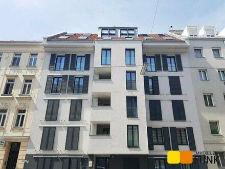 Alte Donau: Moderne Wohnung mit großzügigem Balkon