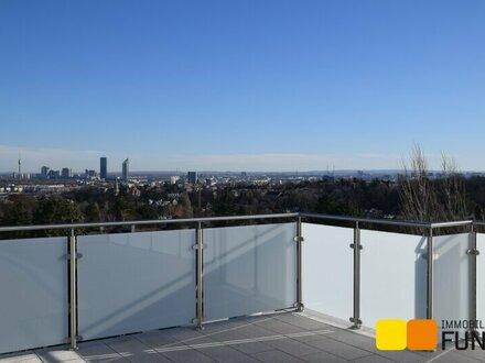Erstbezug: Exklusiver Dachterrassentraum mit wunderschönem Ausblick