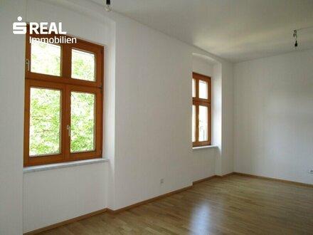 sanierte Wohnung in Grünruhelage