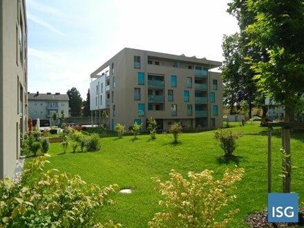 Obj. 2086, Braunau, Laabstraße 9: Attraktive Dreizimmer-Wohnung mit Garten, Top 3