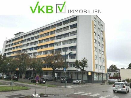Neuer Preis! Grundbuch als Geldanlage: Hochwertiges Geschäftslokal in Top-Welser Lage zu verkaufen!