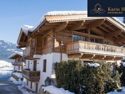 Exquisites Tiroler Landhaus mit Bergpanorama