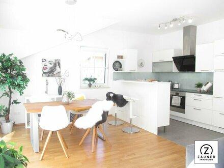 Neuwertige 2-Zi.-Wohnung in Seekirchen am Wallersee