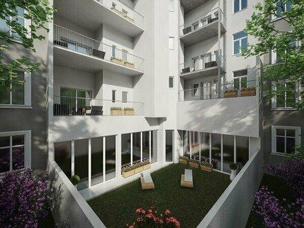 Prachtvolles und rundum saniertes Altbauhaus mit traumhafter Fassade + Ideale Infrastruktur und Anbindung! Große Altbauwohnung…