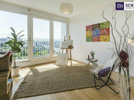Herrliche Zwei-Zimmer-Wohnung mit großer Sonnenterrasse - Fertigstellung 2022! Keine Provision für den Käufer.