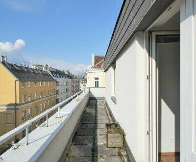 Perfekte WG-Wohnung in U4-Nähe Unter Sankt Veit - helle Terrassenwohnung