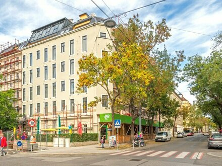 ++Projekt TG 17++ Fantastischer 3-Zimmer ALTBAU-ERSTBEZUG mit 7m² Balkon, umfassend sanierter ALTBAU!