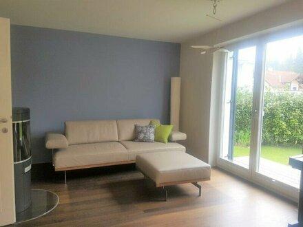 NEUBAUPROJEKT: Sonnendurchflutete 4-Zimmer-Gartenwohnung mit Panoramablick