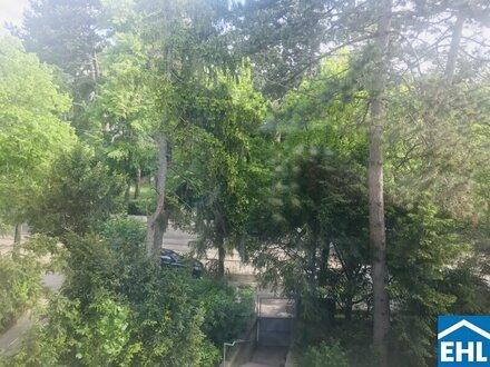 Wohnen nahe dem Pötzleinsdorfer Schlosspark