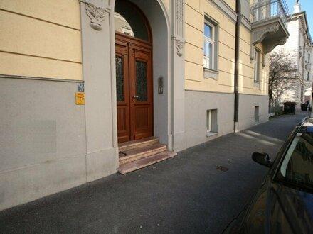 Büro in Jahrhundertwende-Villa - Salzburger Andräviertel