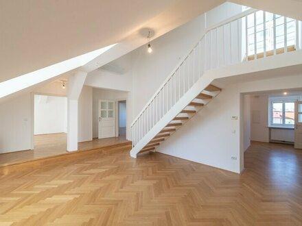 ++NEU** Außergewöhnliche DG-Wohnung mit Terrasse, Wintergarten und Sauna! ERSTBEZUG!!