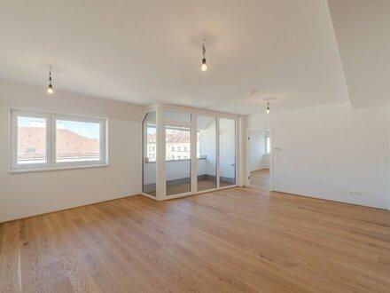 ++NEU++ 3,5-Zimmer DG-Maisonette, ERSTBEZUG mit Terrasse und Loggia, sehr gutes Preis-Leistungsverhältnis!!