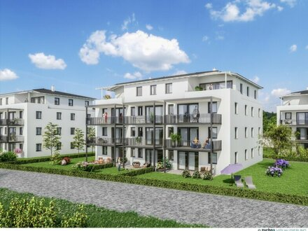 Mühldorf: 4-Zimmer-Gartenwohnung - NEUBAU