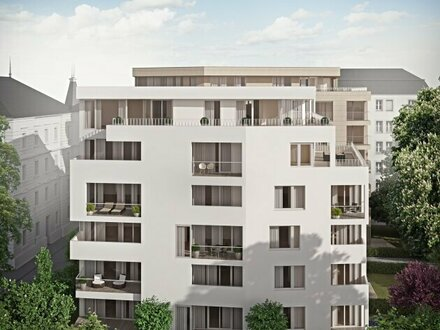SALZACHPALAIS: 2-Zimmer-Neubauwohnung am Elisabethkai