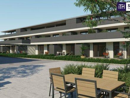 ITH WARUM WEITER SUCHEN! PERFEKTES PENTHOUSE ca.52 m² mit ca. 40 m² SONNENTERRASSE+FERNSICHT in FOHNSDORF NÄHE THERME und…