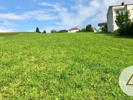 Schöne Grundstücke in Ortsrandlage