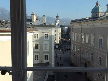 Repräsentative Altbauwohnung in der Salzburger Altstadt