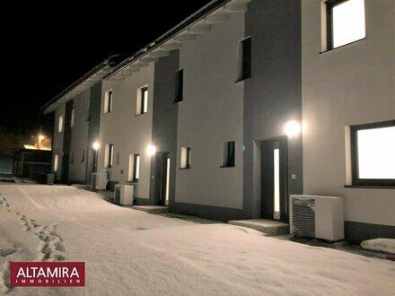 Maisonettewohnung - Dieses neu errichtete Zuhause ist perfekt für Ihre Familie - Ca.138m² W/NF gesamt + Eigengarten + Carport…