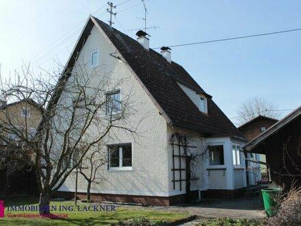Nettes, älteres Haus mit Garten in stadtnaher Lage von Altheim