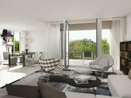 3-Zimmer-Neubauwohnung mit sonniger Loggia!