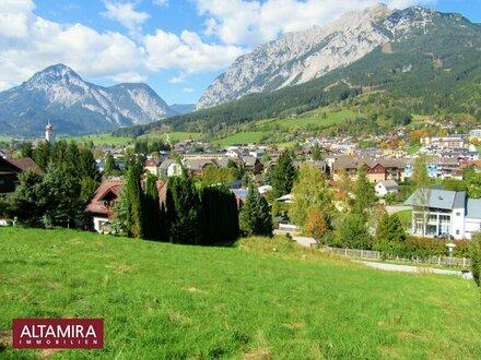 Dachstein Tauern Region! Wohnen mit dem schönsten Blick auf Gröbming