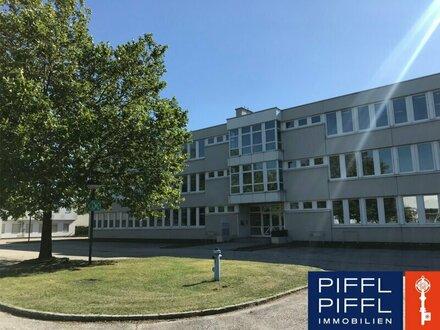 Generalsaniertes Bürogebäude