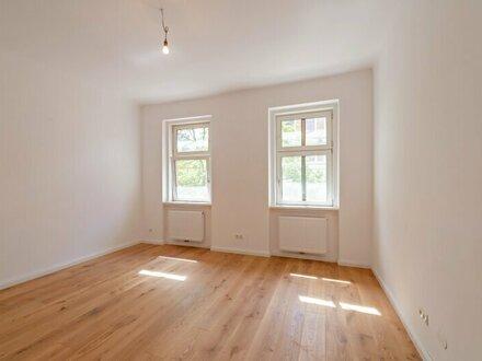 ++NEU++ Sanierter 2-Zimmer-ERSTBEZUG mit Balkonoption! in aufstrebender Lage!