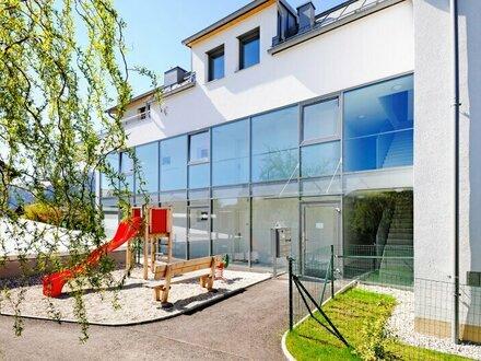 Himmelreich: 2-Zimmer-Gartenwohnung mit 49,41 m²