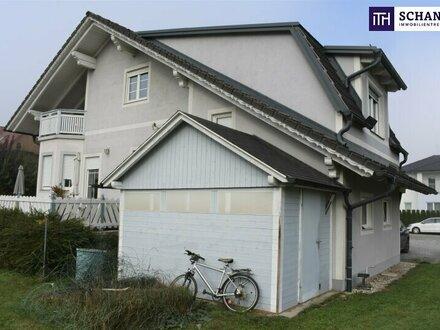 Schönes Einfamilienhaus mit gut vermieteten Wohnungen - in Feldkirchen - Baureserve vorhanden!