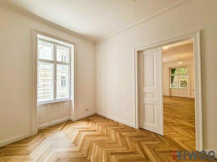 ** ALTBAU-Rarität ** 4-Zimmerwohnung in Ruhelage in guter Lage nahe der Nußdorferstraße