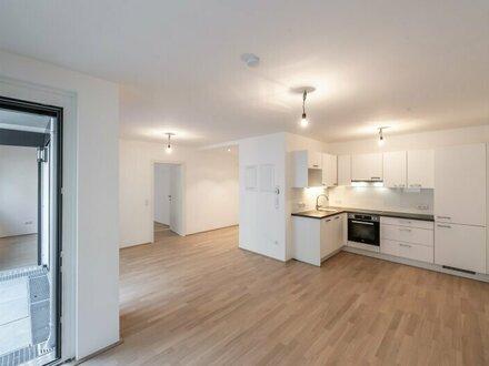 Six in the City: Premium 2-Zimmer Neubau-ERSTBEZUG mit Loggia, BESTLAGE, ***RUHELAGE***