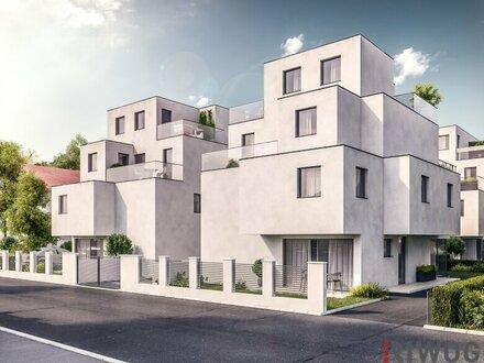 Doppelhaushälfte mit konkurrenzloser Ausstattung und Weitblick