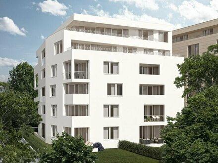 SALZACH PALAIS: 3-Zimmer-Wohnung mit Südbalkon!