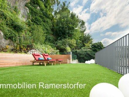 Dachgarten im Herzen von Salzburg! Dachterrassen-Maisonette in Ruhelage!