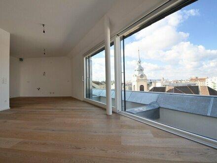 EUM – RARITÄT! Fantastische Dachwohnung in Toplage Nähe Margaretenplatz
