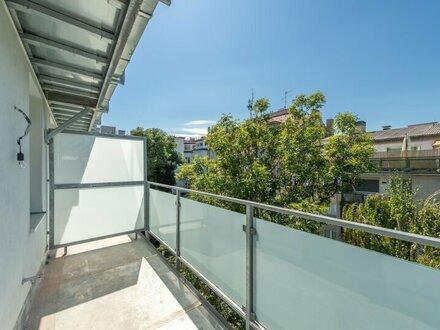 ++NEU** 3-Zimmer ERSTBEZUG mit getrennter Küche und 8m² Balkon, toller Grundriss, gute Ausstattung!