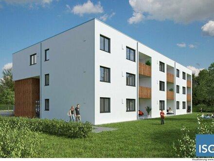 Objekt 2137: 3-Zimmerwohnung in 4910 Ried i.I.,Teichweg 6, Top 6 (inkl. Carport)