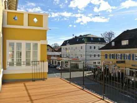 Helle 2-Zimmer-Wohnung mit Terrasse in Maxglan