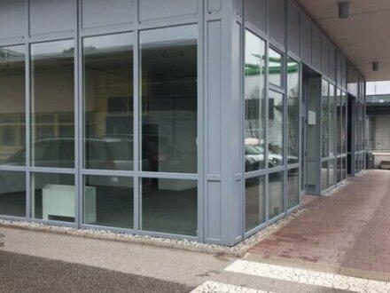 Frequentierte Verkaufsfläche nahe Flughafen - Himmelreich